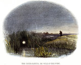 'The Ignis-Fatuus, or Will-o'-the-Wisp', 1849.