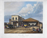 'Railway Office, Liverpool', 1831.