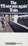 'The 'I'll See You Again' Train', BR poster, 1968.
