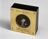 Fleming's penicillin mould, 1935.