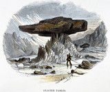 'Glacier Tables', 1849.
