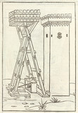 A machine to take a tower by storm, 1534.