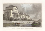 'Park Village East, Regent's Park', London, 1827.