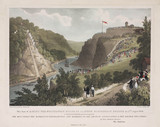 'Laying the Foundation Stone of Clifton Suspension Bridge', 27 August 1836.