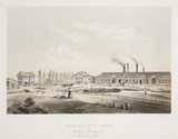 Ernest Boucquaeu's forges, foundries and rolling mills, Belgium, 1830-1860.
