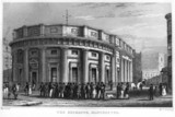 'The Exchange, Manchester', 1835.