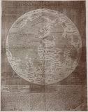 Map of the Moon, 9 February 1645.