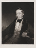 William Huskison, English politician, c 1820s.