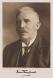 Sir Ernest Rutherford, New Zealand-British physicist, c 1910-1920.