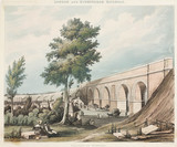 Hampstead Road Bridge on the London & Birmingham Railway, 1837.