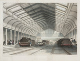 Bath Station, Somerset, 1846.