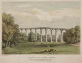 'Viaduct at Slade, Devon', mid-19th century.