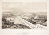 'The Lickey Inclined Plane, Birmingham and Gloucester Railway', 1840.