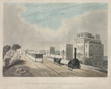 'View of the Manchester and Liverpool Railway', 19th century.