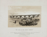 'The Willington Dean Viaduct', Tyne & Wear, 19th century.