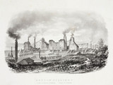 Hetton Colliery, Hetton-le-Hole, County Durham, c 1822.