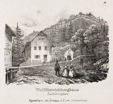 'The Wolfdietrich Mountain House', Durrnberg, Austria, 19th century.