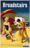 'Broadstairs', BR poster, 1959.