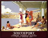 'Southport', LOR poster, 1923-1947.