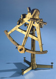 Double A-frame sextant of 12 inch radius, 1788-1803.