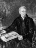 George Stephenson, railway engineer, 1830-1836.