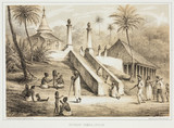 'Buddhist Temple, Ceylon', 1853.