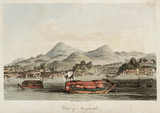 'View of Nangasaki', c 1804-1806.