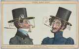 'Living Made Easy: Revolving Hat', 1830.