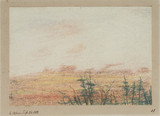 Land and sky, 18.15, 26 September 1883.