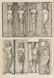 Architectural ornaments, 1548.