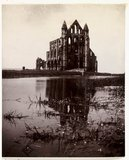 Whitby Abbey, North Yorkshire, c 1905.