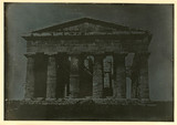 'Paestum, Eastern Facade of the Great Temple...', 1841.
