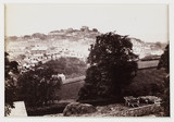 'Denbigh, The Town And Castle', c 1880.
