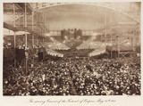 Festival of Empire opening concert, Crystal Palace, Sydenham, 12 May 1911.