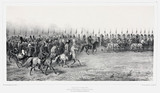 Russian army cavalry review, 7 September 1837.