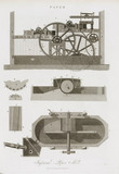 'Improved Paper Mill', 1821.