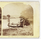 Near the head of Windermere', c 1865.