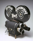 Wall 35mm cine camera, c 1948.