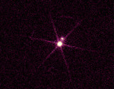 X-rays from Sirius B, 6 October 2000.