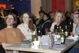 Participants at the 'Sinful Things' evening, Dana Centre, London, 2004.