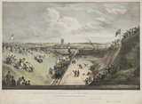 'View of the Canterbury & Whitstable Railway taken on the opening day 1830'.