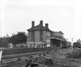 Waltham Station, 1907.