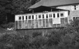 Converted railway carriage, c 1935.