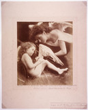 'Venus Chiding Cupid and Removing His Wings', 1872.