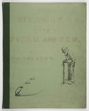 Cover from ' Pictures From Life in Field and Fen', 1887.
