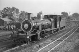 Nasmyth Wilson & Co locomotive, possibly in India, c 1930s.