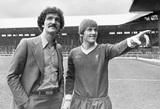 Graeme Souness and Kenny Dalglish, January 1978.