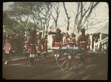 'Guard of Honour, Bombay', c 1914