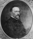 David Jones (1834-1906), locomotive superintendent.