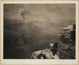 'Snow in the Canyon. Part of the Grand Canyon Series', 1911.